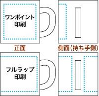 切立マグカップ大 画像2